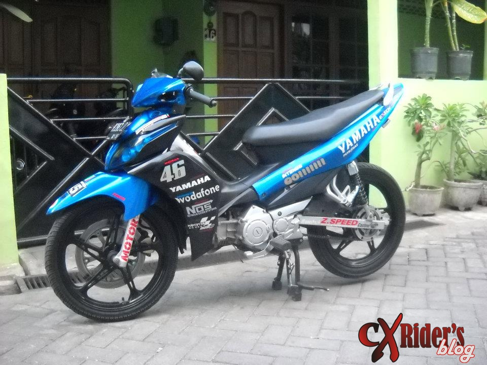 Modifikasi New Jupiter Z Part II