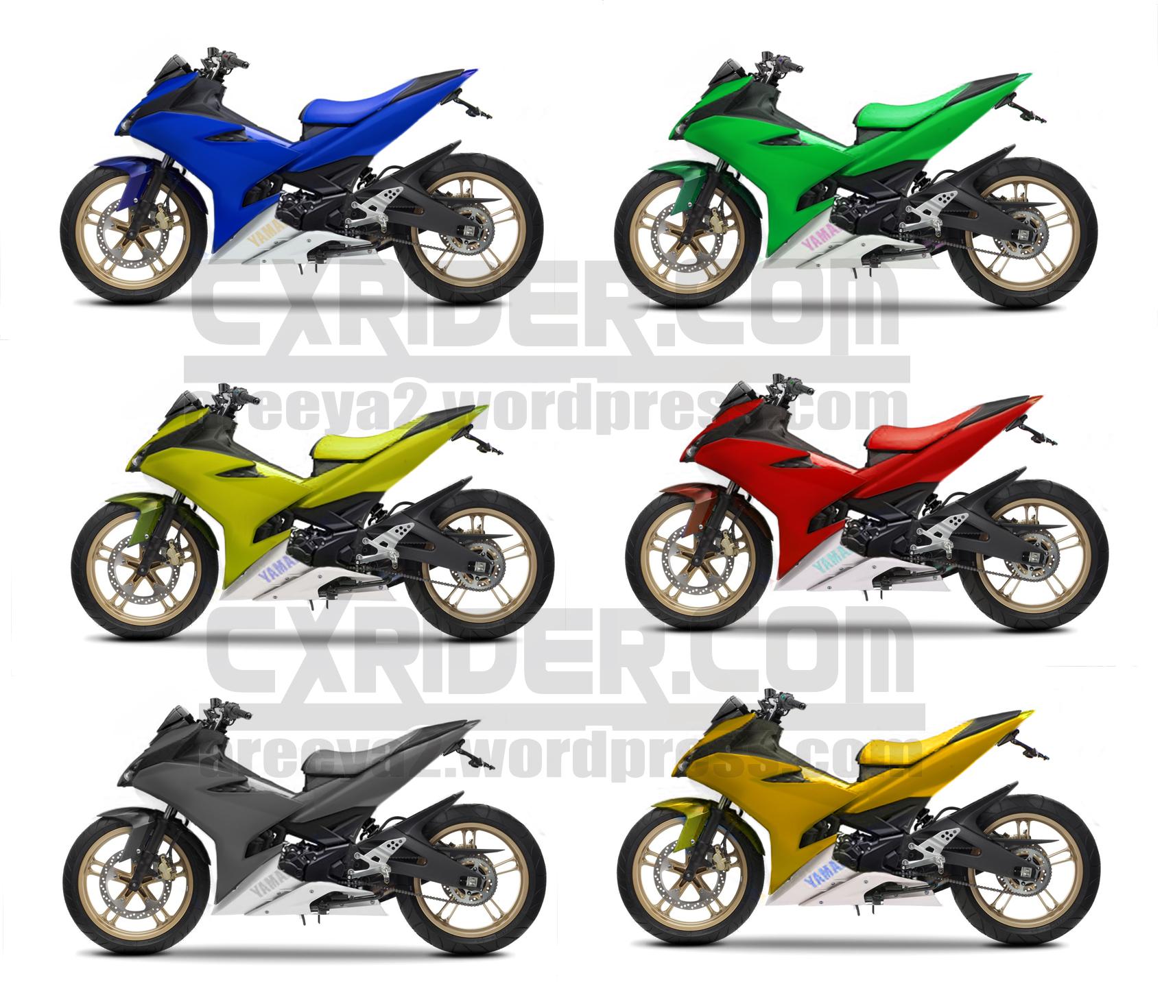 Download 96 Modifikasi Motor Yamaha Jupiter Mx King 150 Terbaru Dan Terkeren Velgy Motor