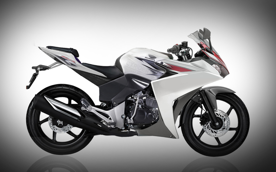 Konsep Modifikasi Honda Tiger Fairing R25 Cxrider Com