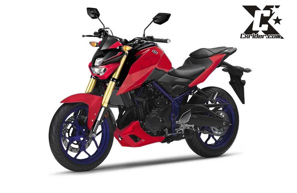 Yamaha MT 15 Facebook: Yamaha MT25 Dengan Headlamp M-Slaz / MT-15 .. Duhhh